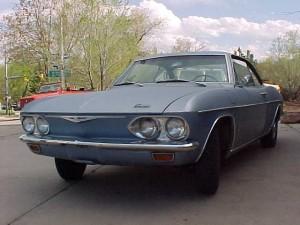 1965 Corvair