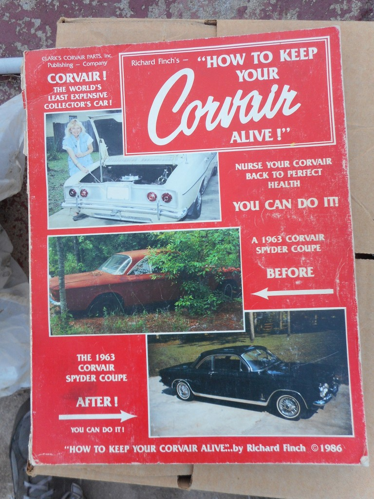 DSCN4923 CORVAIR BOOK
