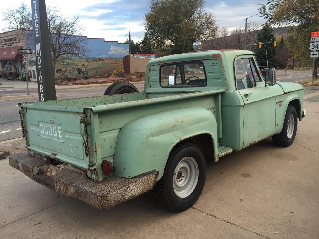 1966 Dodge D100 – Sold Vintage Motors of Lyons